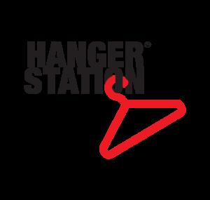 Hanger Station Logo - Award Winning