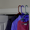 HangerStation adds space in your cramped apartment or dorm closet